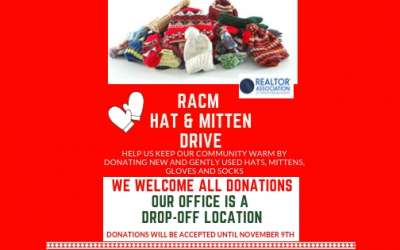 Hat & Mitten Drive – Donations Needed